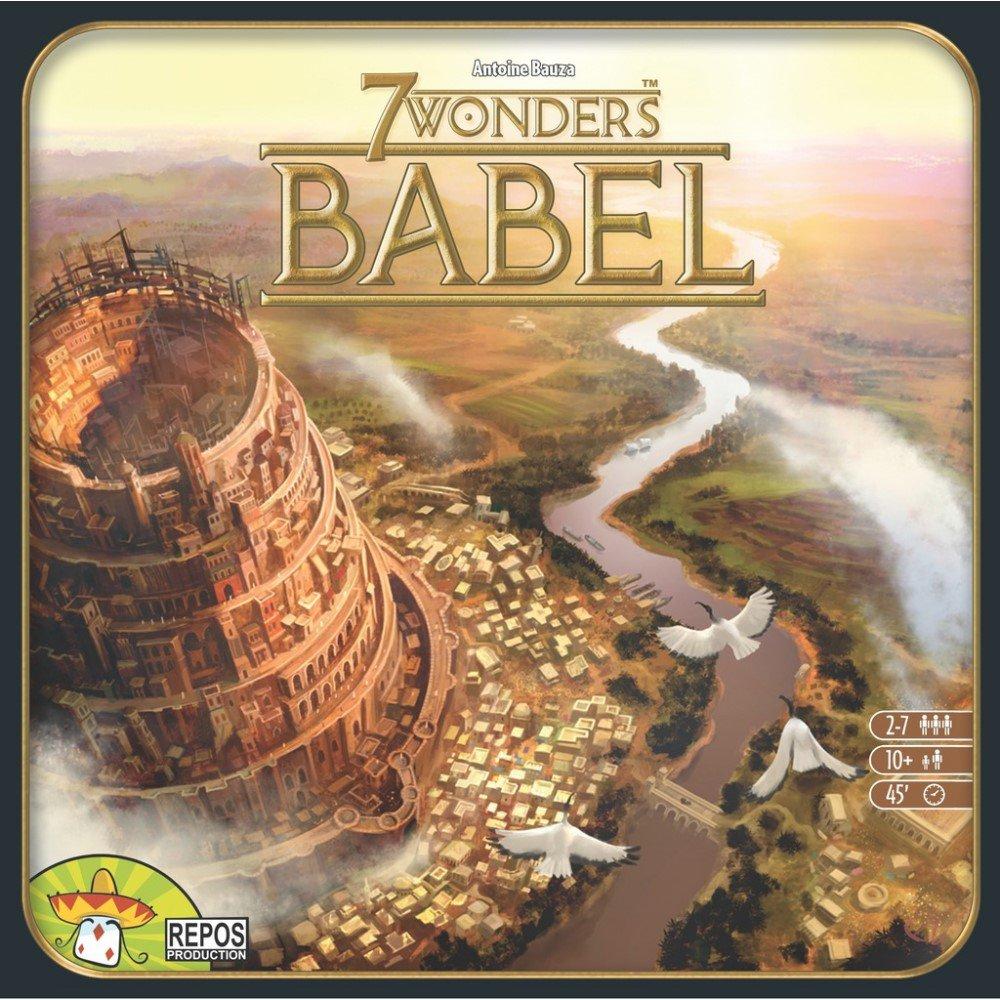 Desková hra 7 Wonders: Babel (rozšíření) (PC)