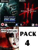 Pack 4: King Kong + Still Life + Post Mortem (PC)