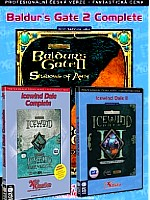 Baldurs Gate 2 + Icewind Dale + Icewind Dale II (Extra cena) (PC)