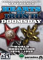 Hearts of Iron II: Doomsday (PC)