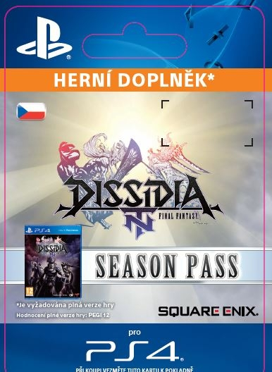 DISSIDIA FINAL FANTASY NT Season Pass (PS4 DIGITAL)