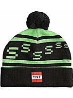 Čepice Minecraft - TNT