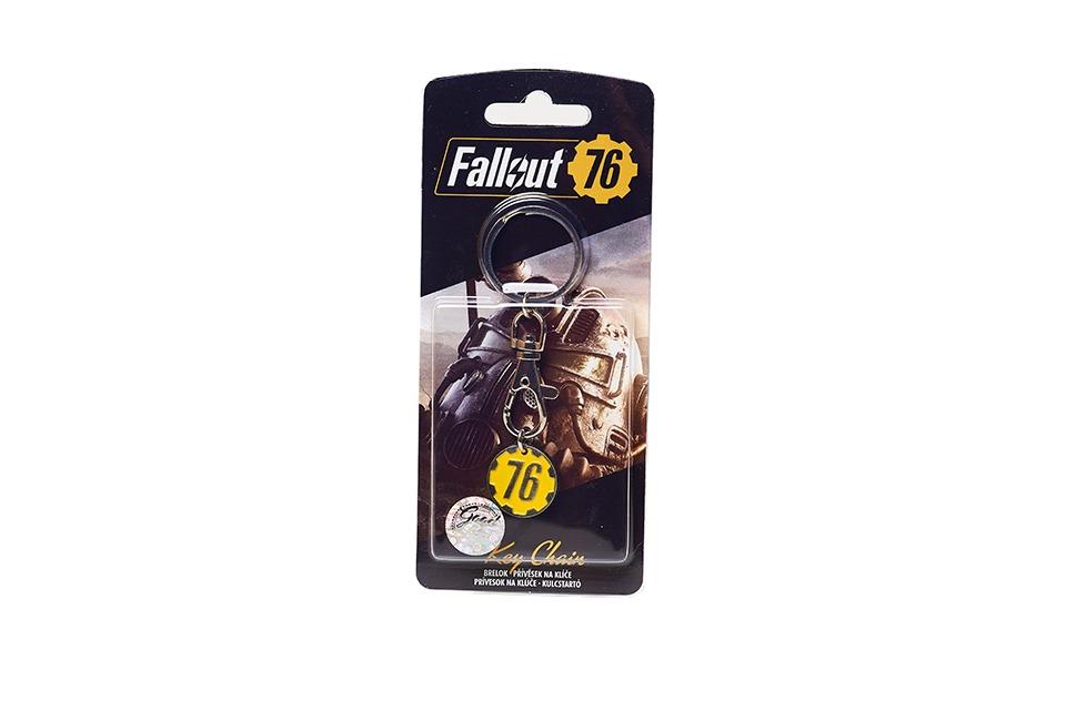 Klíčenka Fallout 76 - Mince