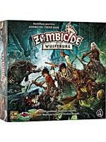 Desková hra Zombicide: Wulfsburg (rozšíření)