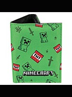 Peněženka Minecraft - Creeper Sprite