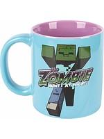Hrnek Minecraft - Zombie
