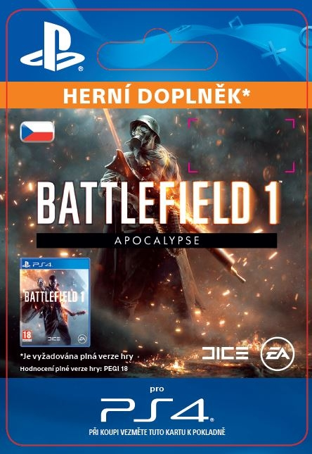 Battlefield 1: Apocalypse (PS4 DIGITAL)