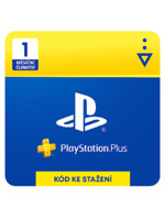 PlayStation Plus 1 Month Subscription (PS4 DIGITAL)