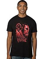 Tričko World of Warcraft - Horde Face (americká vel. XL / evropská XXL)
