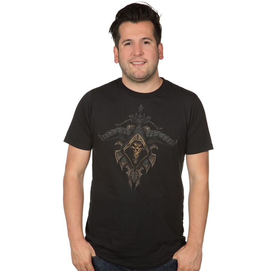 Tričko Diablo 3 - Demon Hunter Class (americká vel. S / evropská M) (PC)