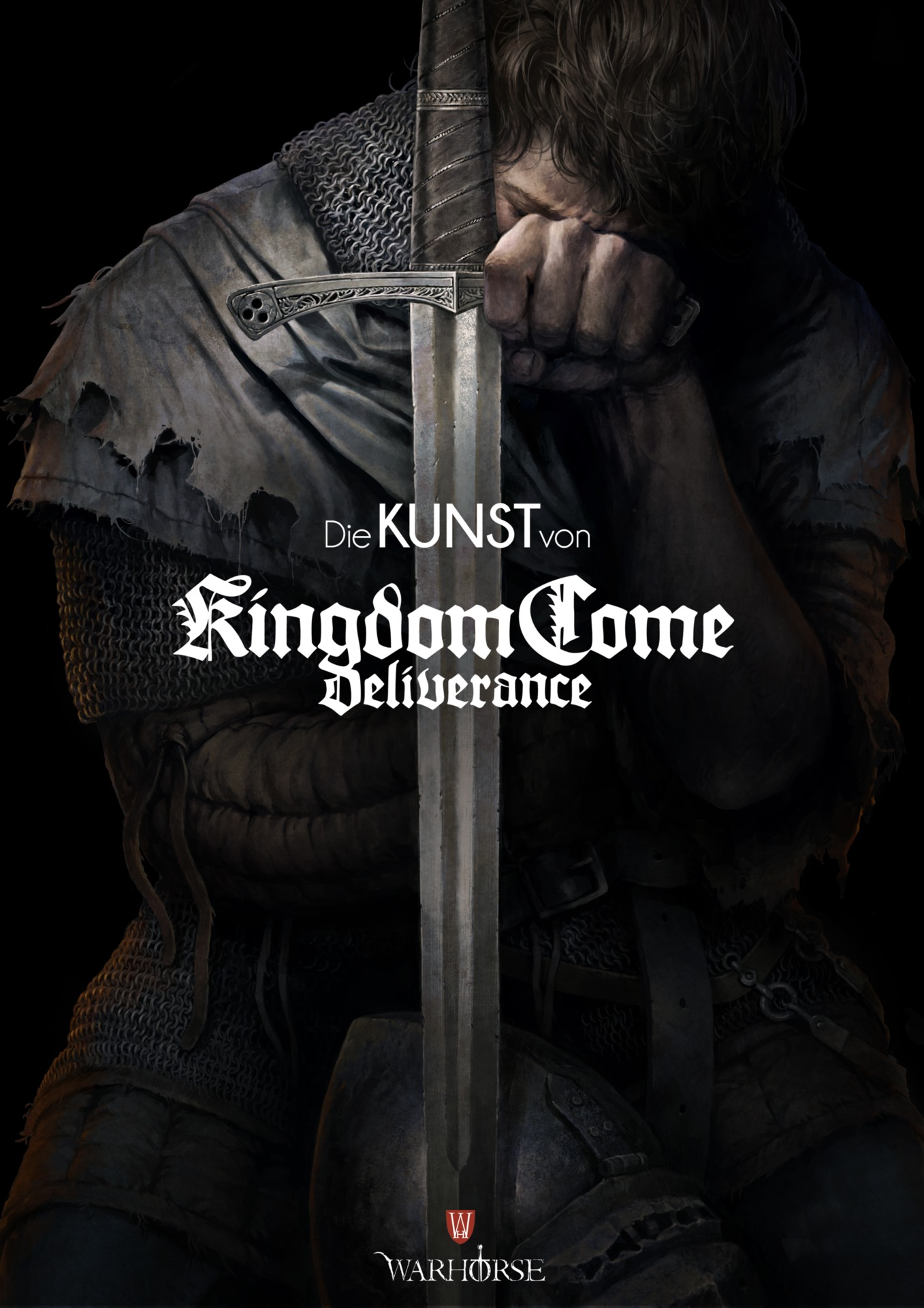 Kniha Die Kunst von Kingdom Come: Deliverance [DE] (PC)