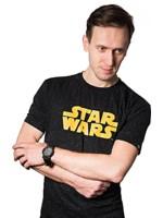 Tričko Star Wars - Logo (velikost S)