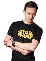 Tričko Star Wars - Logo (velikost XL)