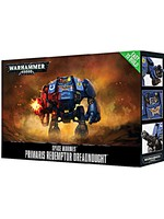 W40k: Space Marines - Primaris Redemptor Dreadnought