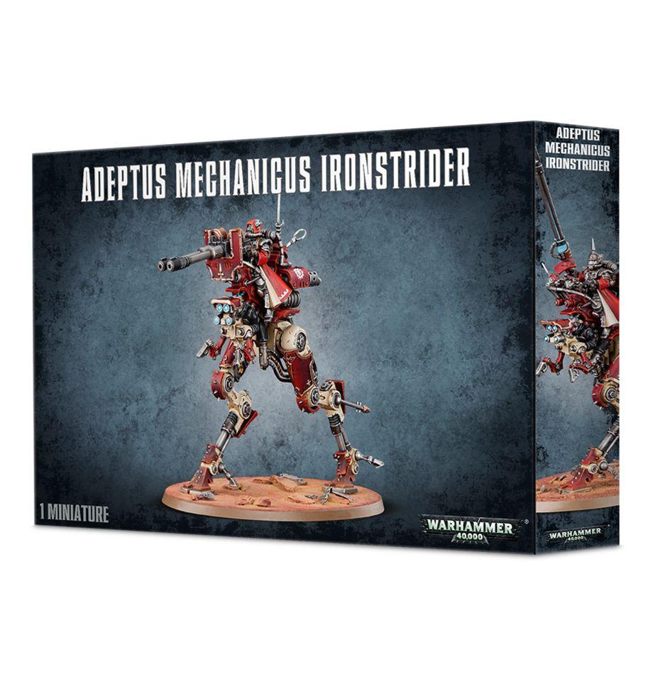 W40k: Adeptus Mechanicus - Ironstrider Ballistarius (PC)