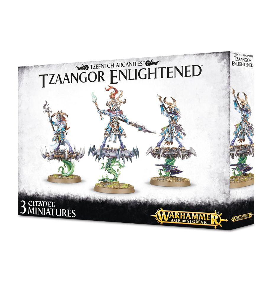 Warhammer Age of Sigmar - Tzaangor Enlightened (PC)