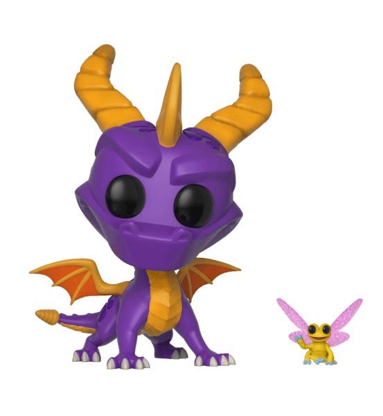Figurka Spyro - Spyro and Sparx (Funko POP! Games 361) (PC)