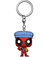 Klíčenka Deadpool - Deadpool Playtime