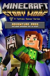 Minecraft Story Mode Adventure Pass (PC DIGITAL)