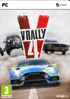 V-rally 4 (PC DIGITAL)