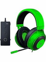 Herní headset Razer Kraken Tournament Edition Green