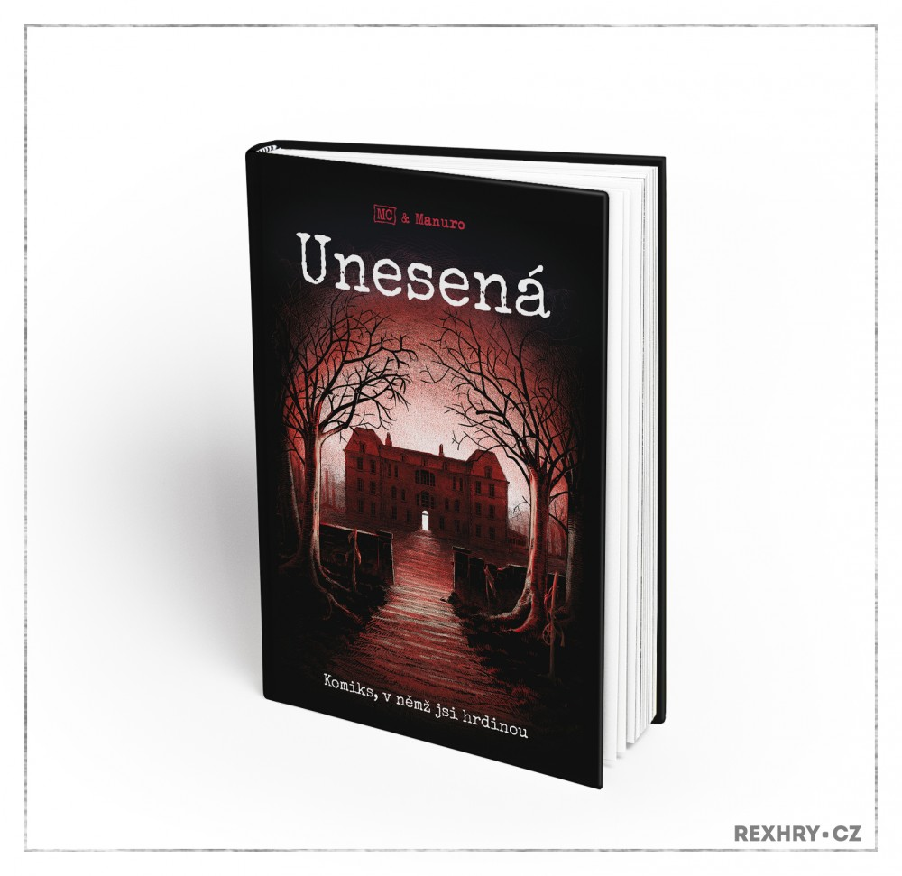 Gamebook Unesená (PC)