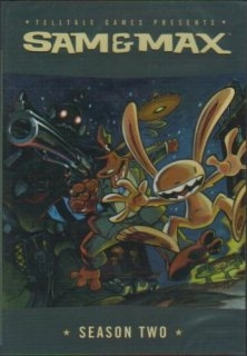 Sam and Max Season Two (PC DIGITAL) (PC)