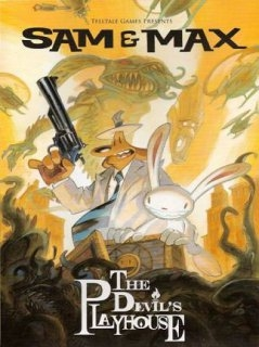 Sam and Max Season The Devil Playhouse (PC DIGITAL) (PC)