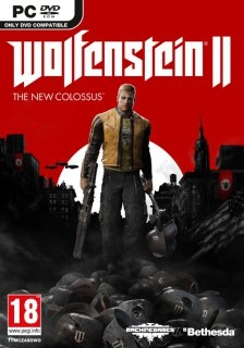 Wolfenstein II The New Colossus Digital Deluxe Edition (PC DIGITAL)
