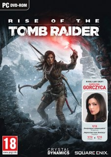 Rise of the Tomb Raider (PC DIGITAL)