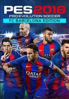 Pro Evolution Soccer 2018 Barcelona Edition | PES 2018 (PC DIGITAL)