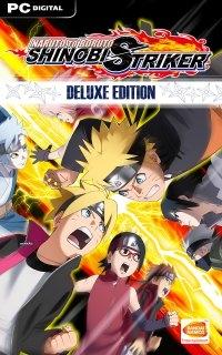 NARUTO TO BORUTO SHINOBI STRIKER Deluxe Edition (PC DIGITAL) (PC)
