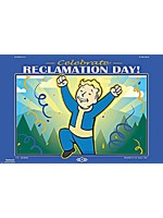 Plakát Fallout 76 - Reclamation Day