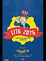 Plakát Fallout 76 - Vault 76