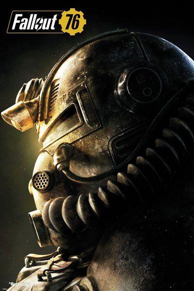 Plakát Fallout 76 - Power Armor (PC)