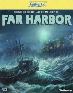 Fallout 4 Far Harbor (PC DIGITAL)