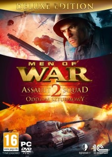 Men of War Assault Squad 2 Deluxe Edition Upgrade (PC DIGITAL)