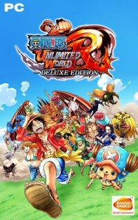 One Piece Unlimited World Red Deluxe Edition (PC DIGITAL) (PC)
