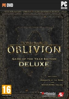 The Elder Scrolls IV Oblivion Game of the Year Edition Deluxe (DIGITAL)