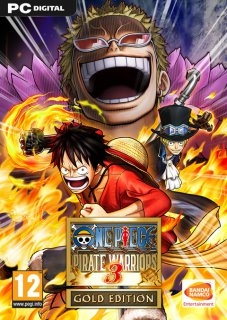 One Piece Pirate Warriors 3 Gold Edition (PC DIGITAL)