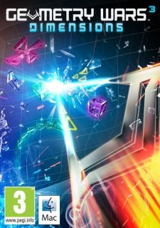 Geometry Wars 3 Dimensions Evolved MAC (PC DIGITAL)