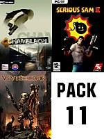 Pack 11: Chameleon + Serious Sam 2 + Vivisector (PC)