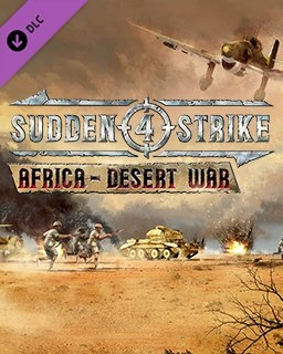 Sudden Strike 4 Africa Desert War (PC DIGITAL)