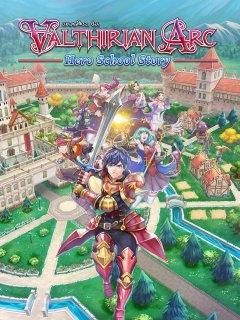 Valthirian Arc Hero School Story (PC DIGITAL) (PC)