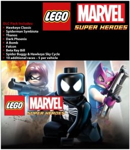 LEGO Marvel Super Heroes Super Pack (DIGITAL)