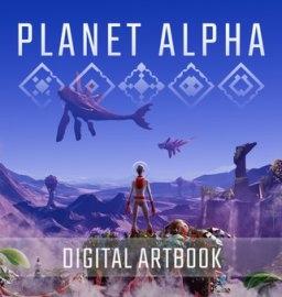 PLANET ALPHA Digital Artbook (PC DIGITAL)
