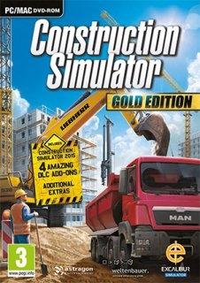 Construction Simulator Gold Edition (PC DIGITAL)