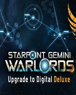 Starpoint Gemini Warlords Upgrade to Digital Deluxe (PC DIGITAL) (PC)