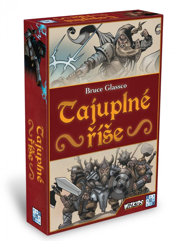 Karetní hra Tajuplné říše (PC)