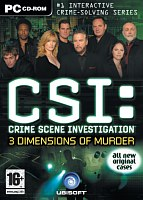 CSI: 3 Dimensions of Murder (PC)